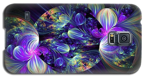 Opal Essence Galaxy S5 Case by Lea Wiggins