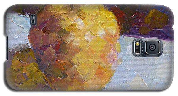 Opal In Gold Galaxy S5 Case