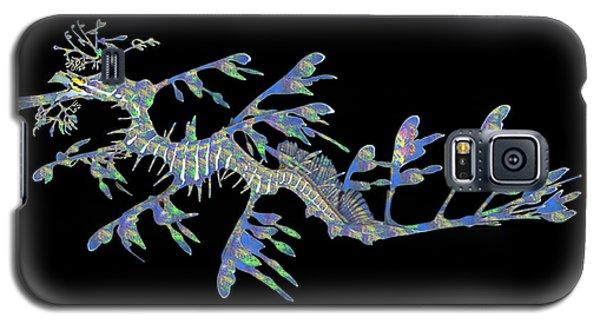 Opalised Sea Dragon Galaxy S5 Case by Gary Crockett