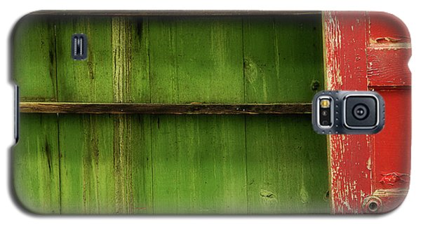 Galaxy S5 Case featuring the photograph Open Door by Mike Eingle