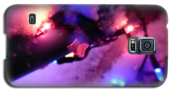 Open Heart Magical Lights Galaxy S5 Case