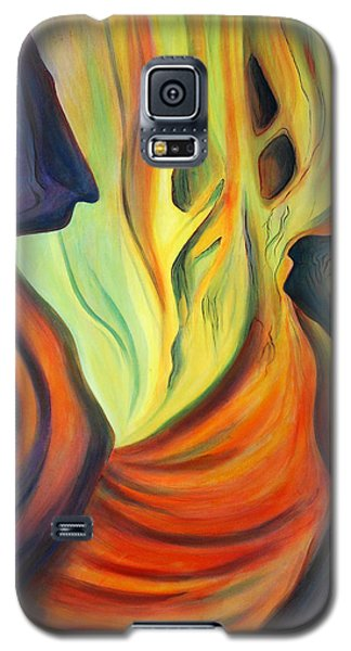 Open Heart Galaxy S5 Case