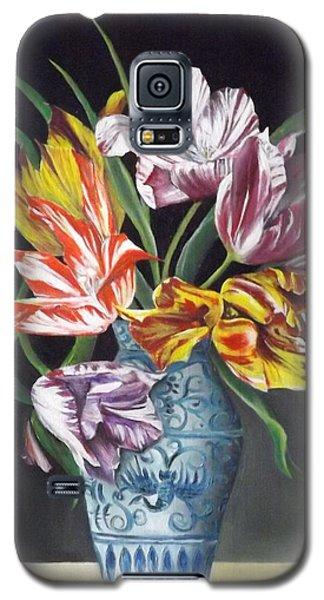 Open Tulips Galaxy S5 Case
