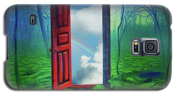 Opening Doors Galaxy S5 Case