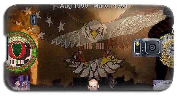 Operation Desert Shield/storm Galaxy S5 Case