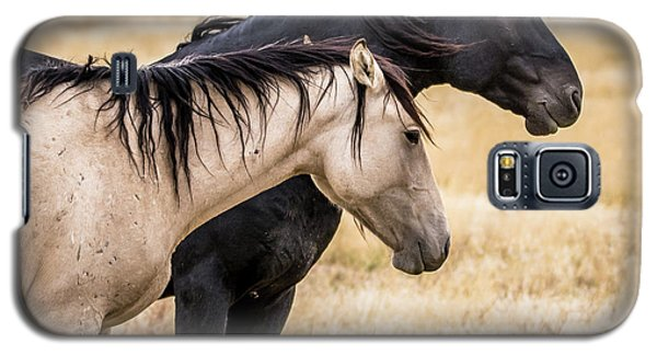 Opposites Attract Galaxy S5 Case by Mary Hone