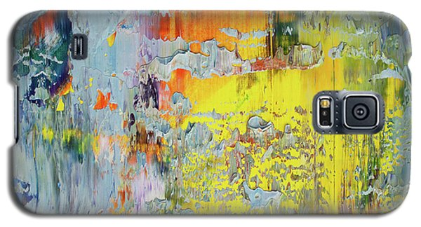 Impressionism Galaxy S5 Case - Opt.66.16 A New Day by Derek Kaplan