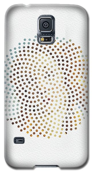 Galaxy S5 Case featuring the digital art Optical Illusions - Famous Work Of Art 2 by Klara Acel