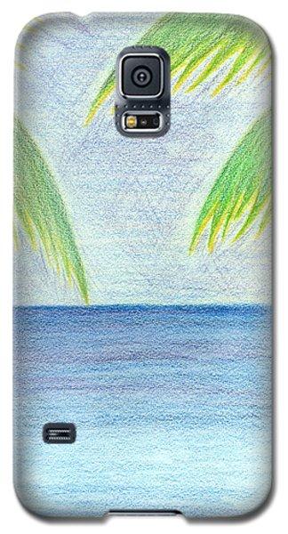 Optimistic Approach Galaxy S5 Case by Saad Hasnain