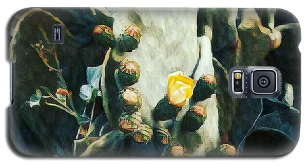 Opuntia Ficus Galaxy S5 Case