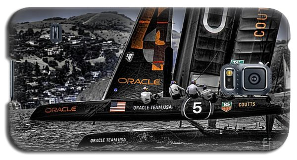 Oracle Winner 34th America's Cup Galaxy S5 Case
