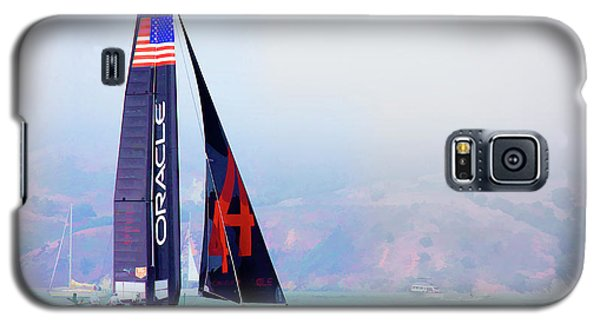 Oracles Usa  America's Cup Paint  Galaxy S5 Case