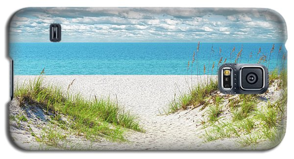 Orange Beach Al Seascape 1086a Galaxy S5 Case