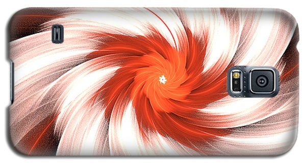 Orange Creme Galaxy S5 Case