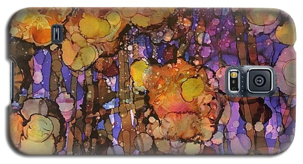 Passion Poppies Galaxy S5 Case