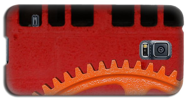 Orange Gear 1 Galaxy S5 Case