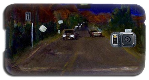 Orange Grove And La Canada Galaxy S5 Case by Julie Todd-Cundiff