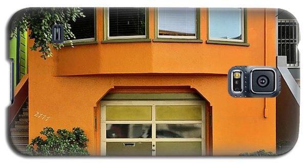 Orange House Galaxy S5 Case