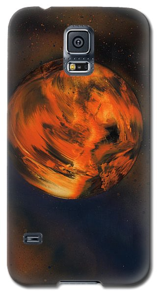 Orange One Galaxy S5 Case