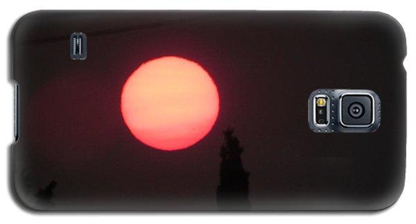 Orange Org Galaxy S5 Case