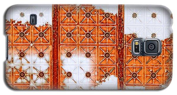Orange Scented Bleach Galaxy S5 Case