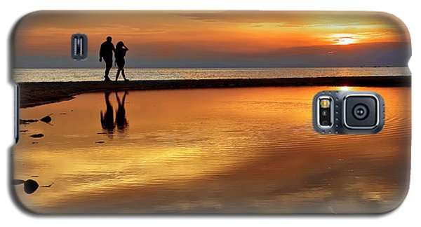Orange Sunset   Galaxy S5 Case