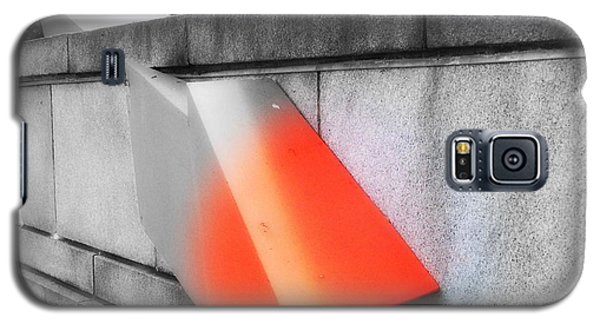 Orange Tipped Arrow Galaxy S5 Case