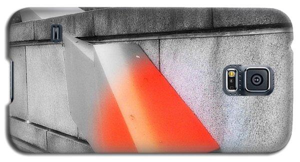 Orange Tipped Arrow Galaxy S5 Case