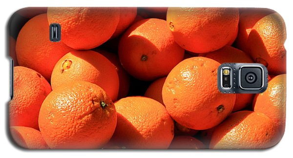 Oranges Galaxy S5 Case by David Dunham