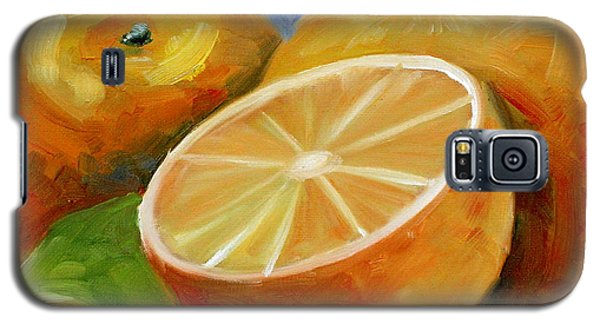 Oranges Galaxy S5 Case
