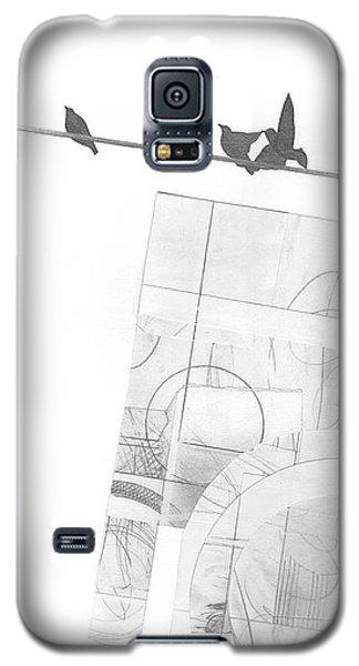 Orbit No. 3 Galaxy S5 Case