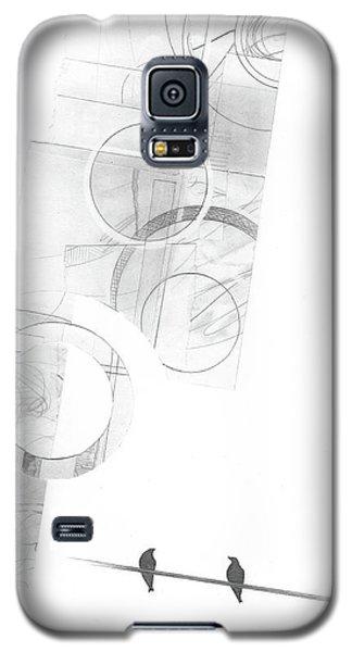 Orbit No. 4 Galaxy S5 Case