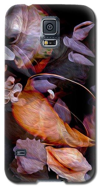Orbiting Seashells Galaxy S5 Case