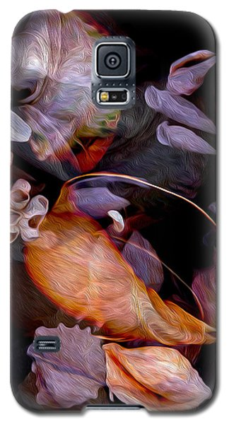 Orbiting Seashells Galaxy S5 Case