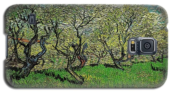 Orchard In Blossom Galaxy S5 Case