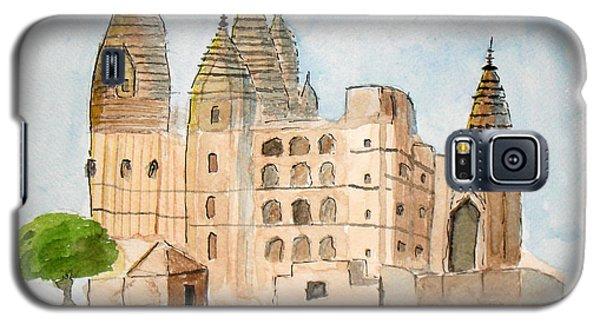 Orchha Temple Galaxy S5 Case