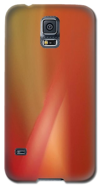 Orchid Abstract Galaxy S5 Case