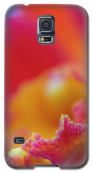 Orchid Detail Galaxy S5 Case