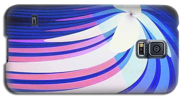 Orchid In A Stream Galaxy S5 Case