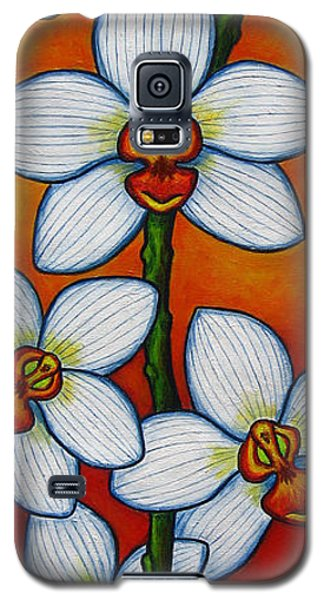 Orchid Oasis Galaxy S5 Case