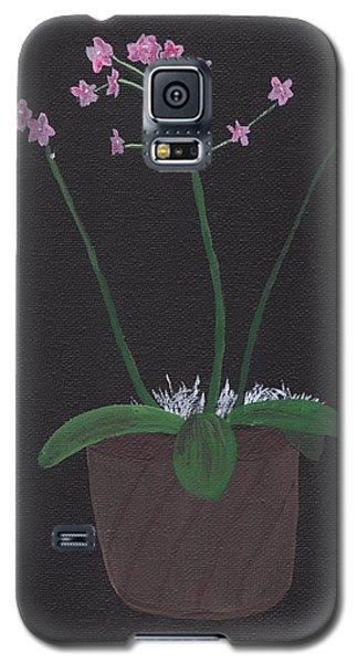 Orchid-phalaeropsis Hybrid Galaxy S5 Case