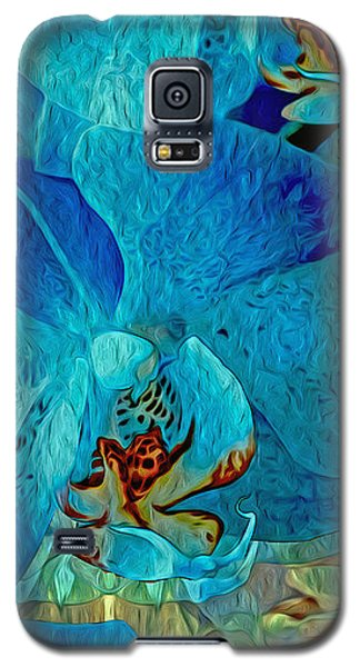 Orchid Reverie 10 Galaxy S5 Case