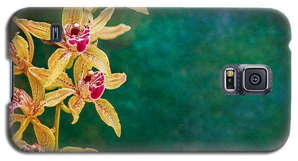 Orchids Galaxy S5 Case