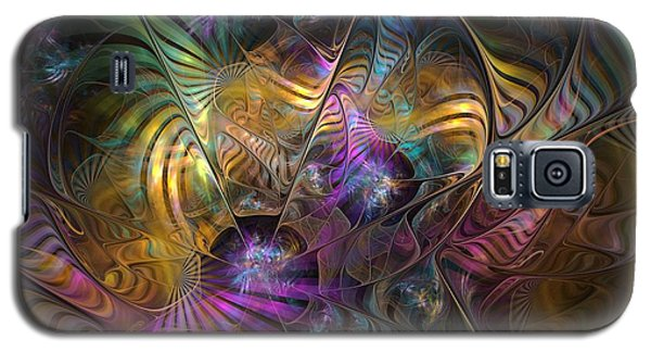 Galaxy S5 Case featuring the digital art Ordinary Instances by NirvanaBlues