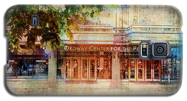 Galaxy S5 Case featuring the photograph Ordway Center by Susan Stone