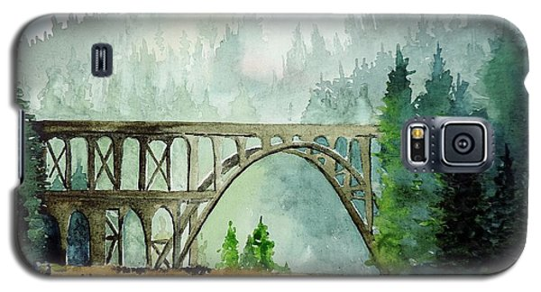 Oregon Beauty Galaxy S5 Case by Tom Riggs