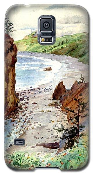 Oregon Coast #3 Galaxy S5 Case by John Norman Stewart