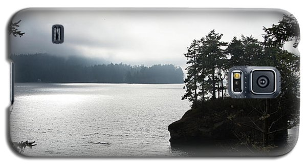 Oregon Coast Fog Galaxy S5 Case