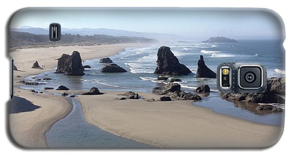 Oregon Coast Sea Stacks Galaxy S5 Case