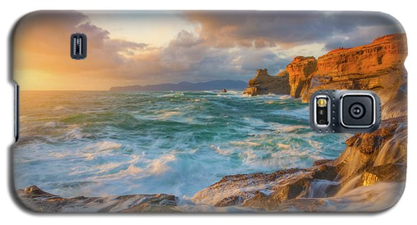 Galaxy S5 Case featuring the photograph Oregon Coast Wonder by Darren White
